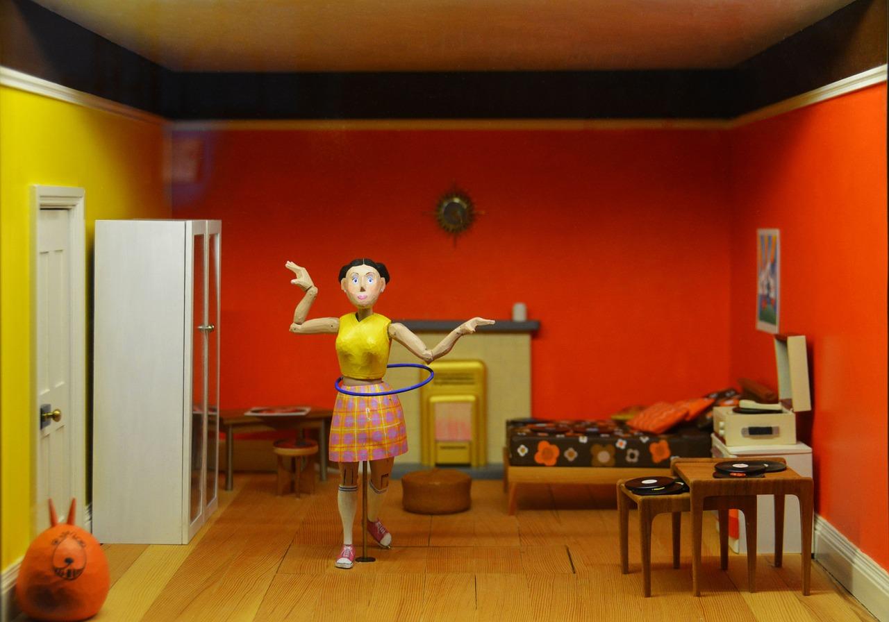 domeček pro panenku