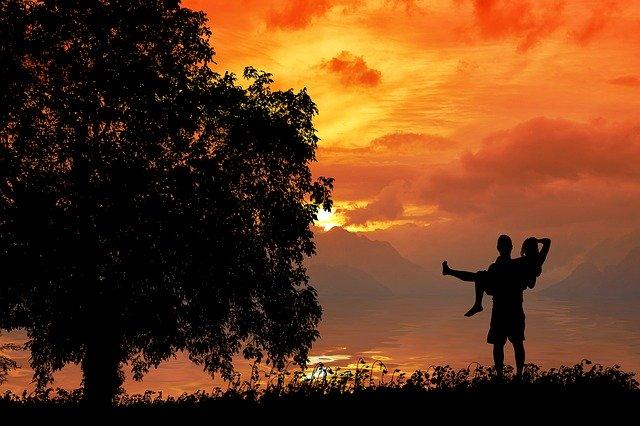 romantika v přírodě