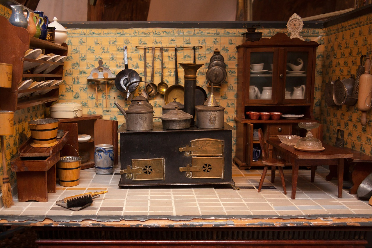 kuchyně pro panenky